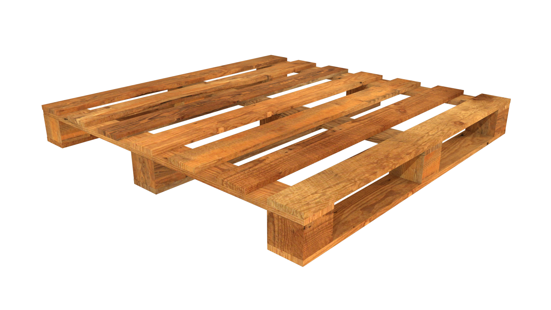 Wooden Pallet Types Malaysia | Two Way Four Way Wooden Pallet
