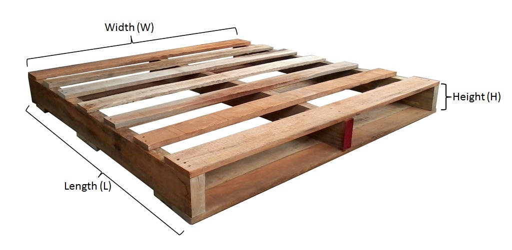 Wooden Pallet Sizes Malaysia