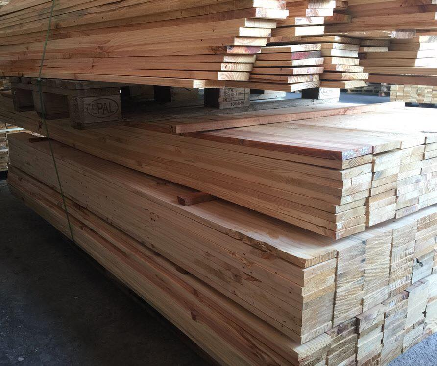 Pine Wood 14mm X 90mm Plank Papan Pallet